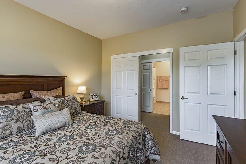 New Perspective Columbia Heights Model Bedroom