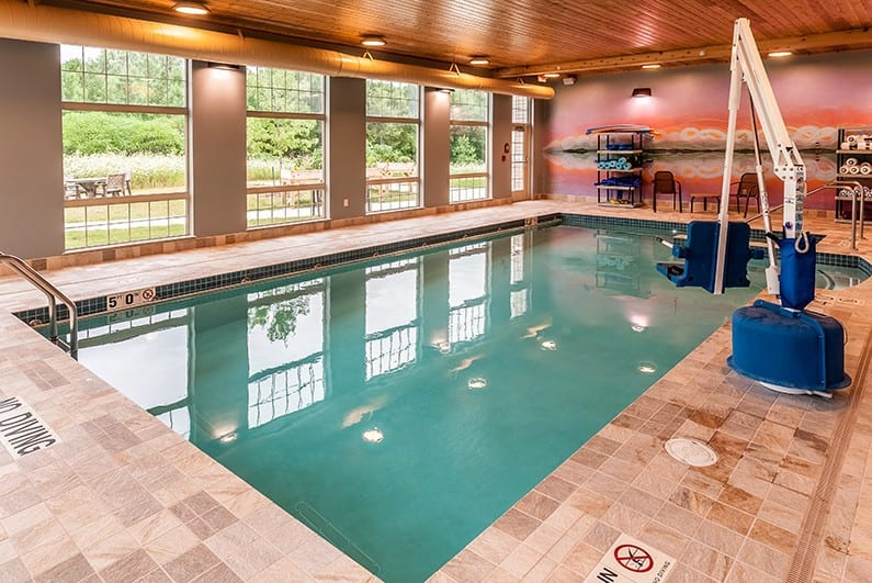 New Perspective Howard, WI Swimming Pool
