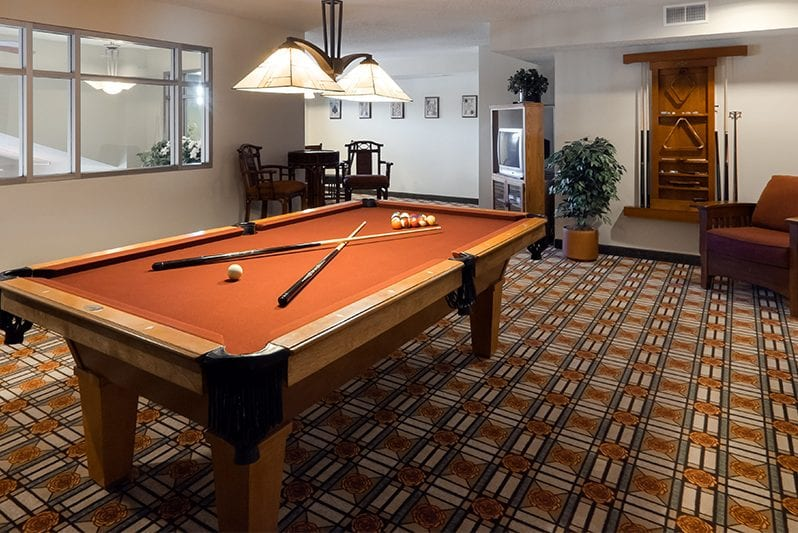 New Perspective Mankato Pool Table