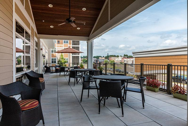 New Perspective Sun Prairie, WI Outdoor Patio