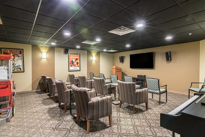 New Perspective Woodbury Movie Theater