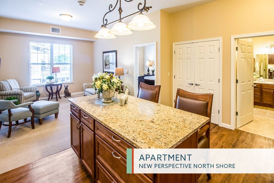 Apartment Model at New Perspective North Shore