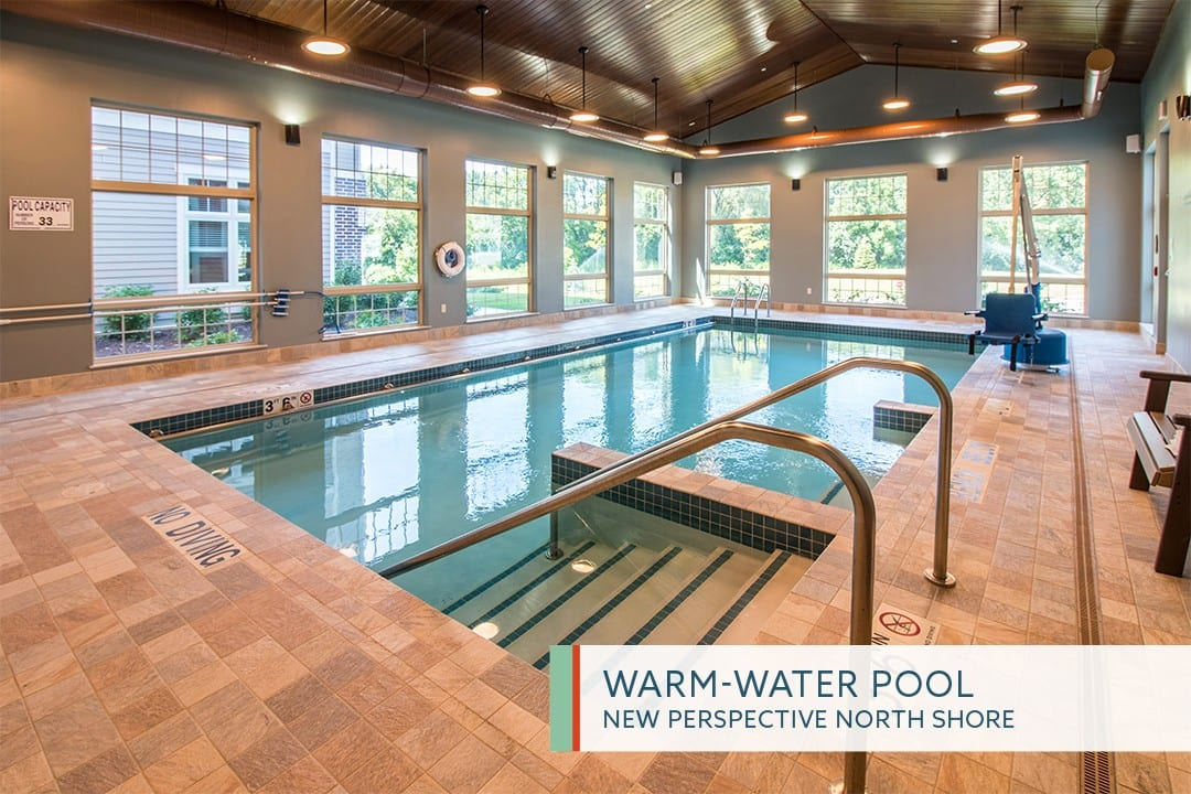 Warm Water Pool at New Perspective North Shore