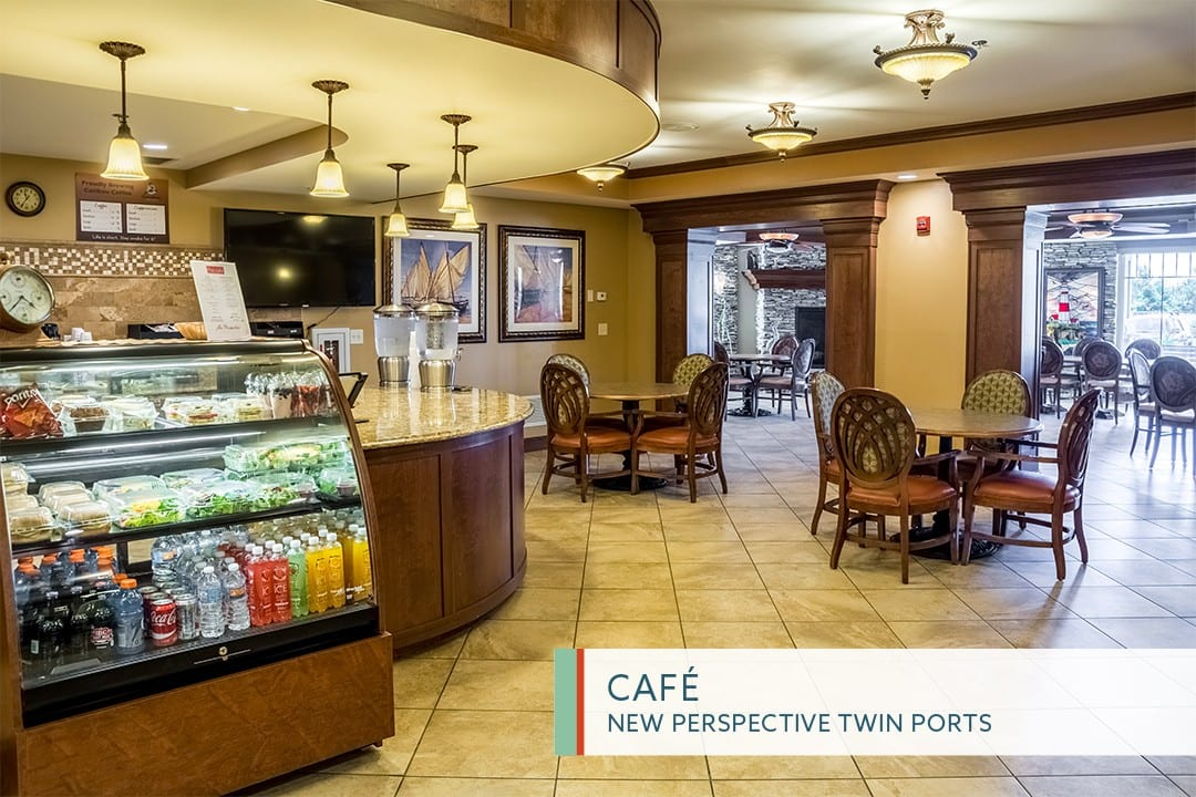 Cafe in New Perspective Twin Ports