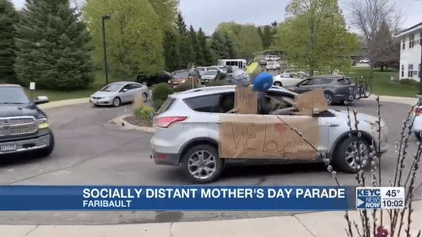 NP Faribault Mothers Day Parade 2020