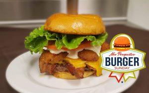 Surf And Turf Burger
