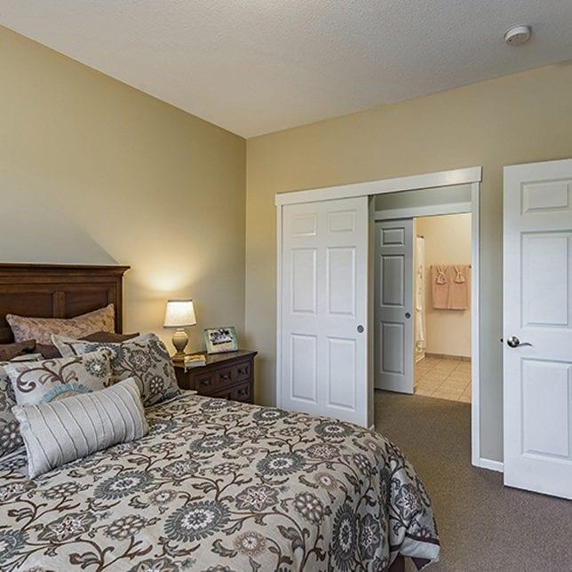 Senior Living Bedroom